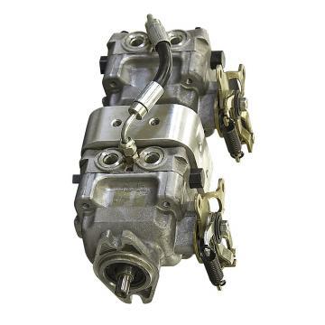 Hydraulique Gear Pompe , Groupe 3, Bsp Fileté Ports 1 1:8 Conique 4 Boulon Bride