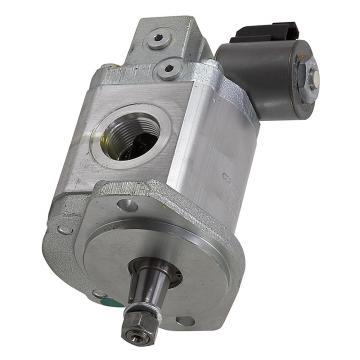 Pompe hydraulique manuel 25cc pompe à main simple effet avec réservoir acier 4L