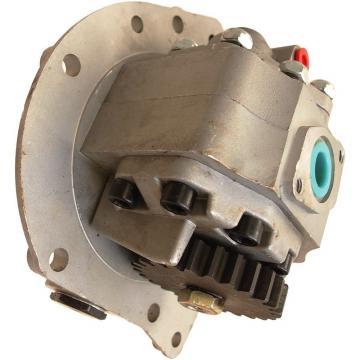 Pompe hydraulique pompe engrenages gear pump flow debit pression std EU 4.8cc