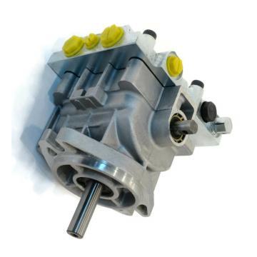 Pompe hydraulique pompe engrenages gear pump flow debit pression std EU 2.7cc