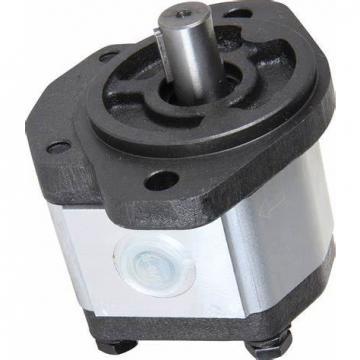 Pompe hydraulique pompe engrenages gear pump flow debit pression std EU 5.8cc