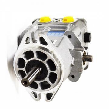 JCB Tractopelle - Pompe Hydraulique Pression Plaques Kit, 4 Pièces (Pièce Numéro