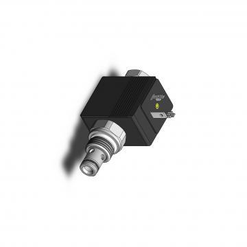 """Clapet anti-retour hydraulique check valve clapet en ligne taraudé 1/2"""" 5 PSI"""