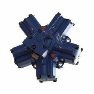 Rexroth Bosch hydraulic motor Bomag 0511415607 / MX 0758