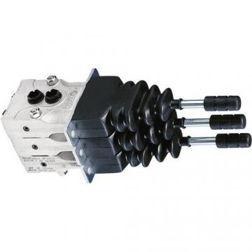 Rexroth Poussoir Hydraulique Unit 4 We 6 J52/AG24NZ4 CNC 4WE6J52/AG24NZ4